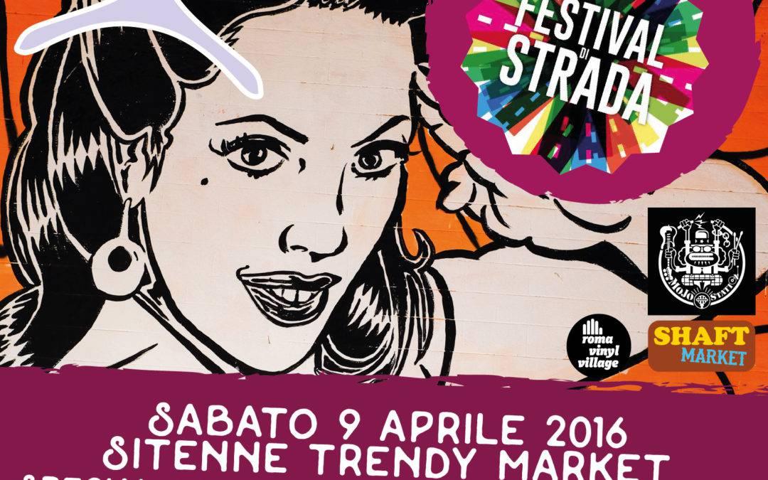 Edizione speciale del Sitenne Trendy Market il 10 aprile alla CAE