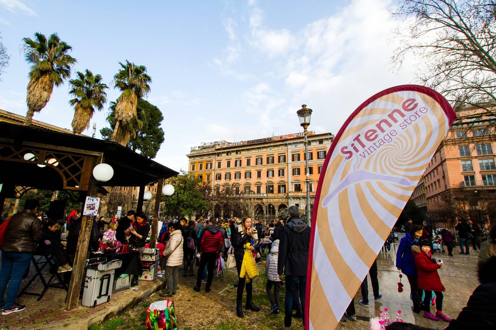 Carnevale di piazza Vittorio 2017: le foto!