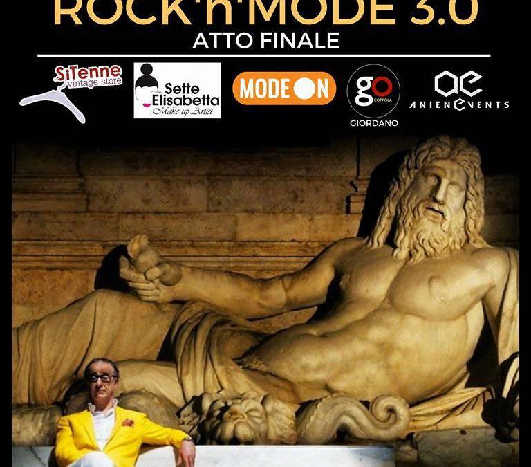 Sitenne a Subiaco il 13 agosto per Rock 'n mode 3.0