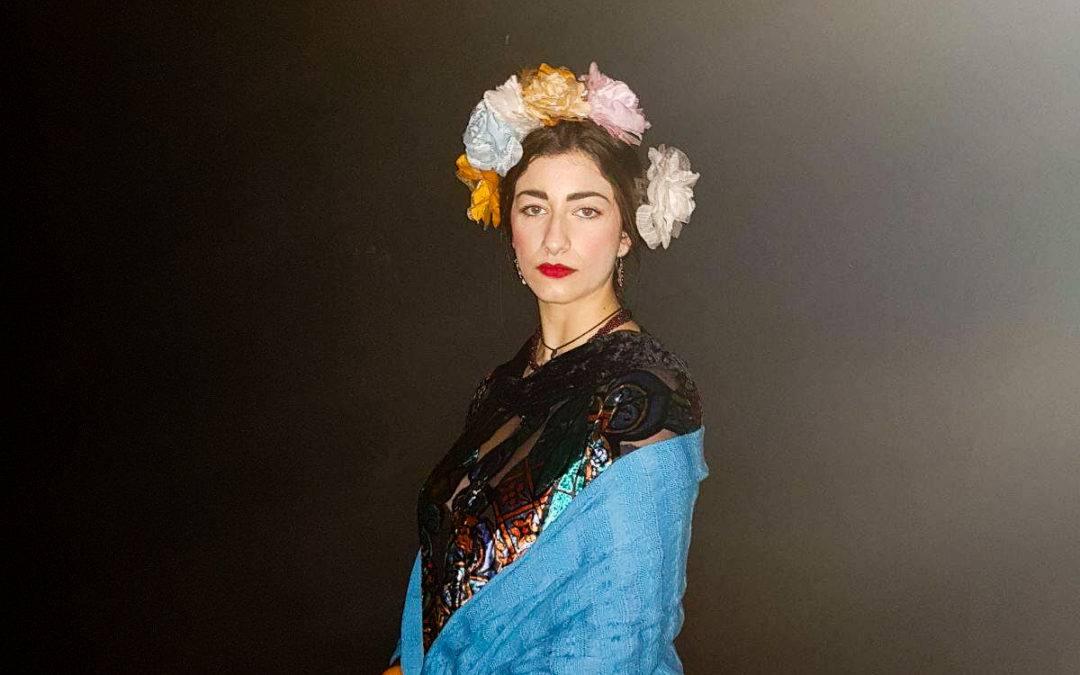 Abbiamo vestito Frida Kahlo all'Ex-Dogana